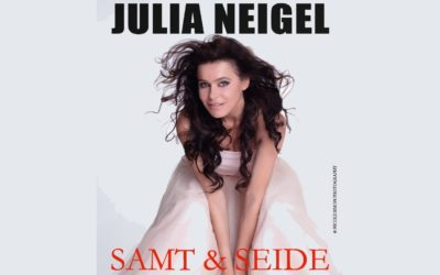 "Julia Neigel – ""Samt & Seide"""
