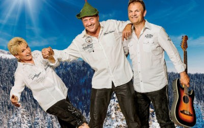 Weihnachten mit De Randfichten und Gitte & Klaus